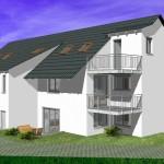 Neubauprojekt Schlaitdorf