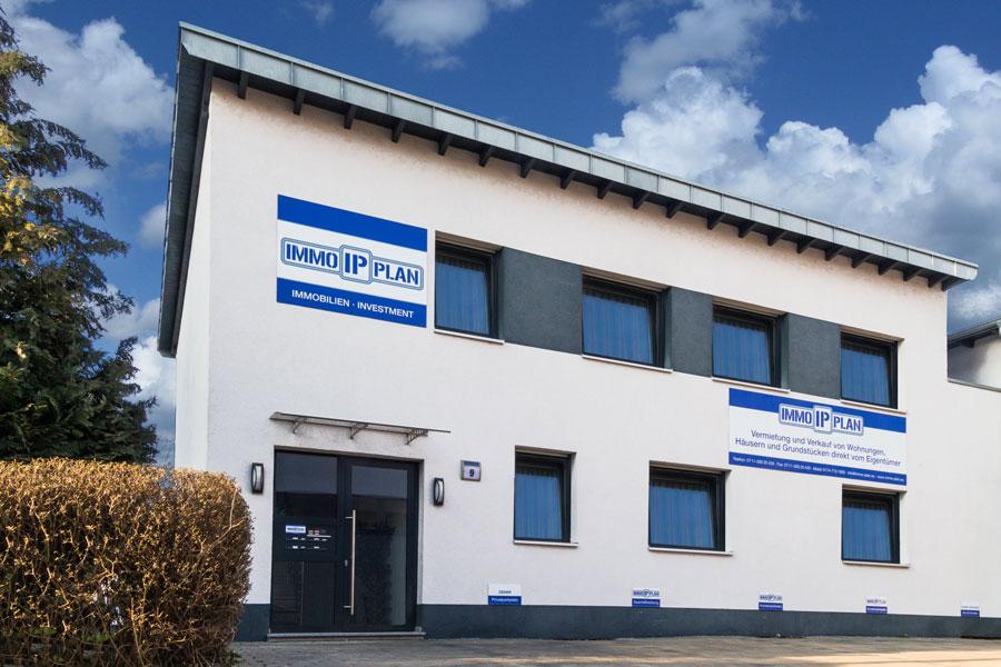 Unsere Hauptzentralstelle in Stuttgart Zuffenhausen